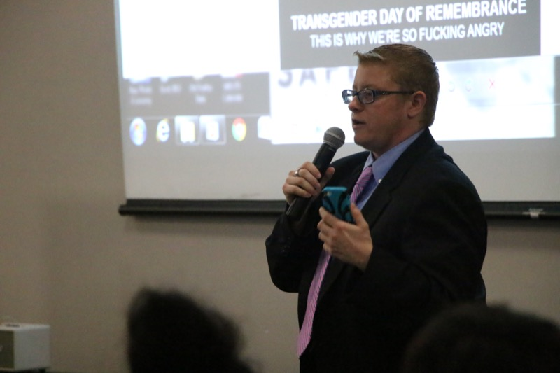 Transgender Day of Remembrance and Resilience