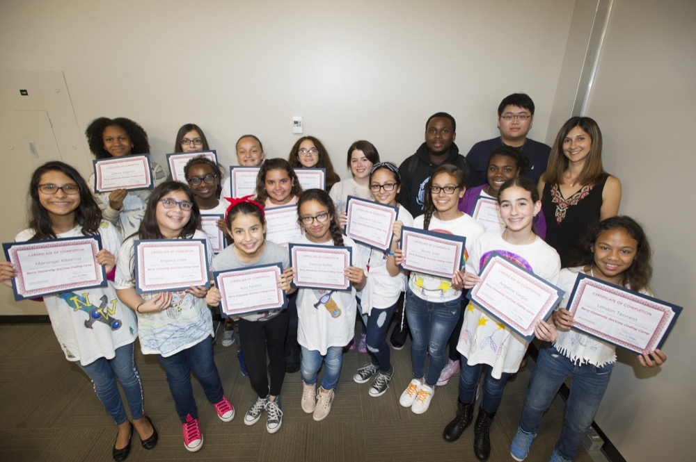 2018 SuCCess Summer Coding Camp